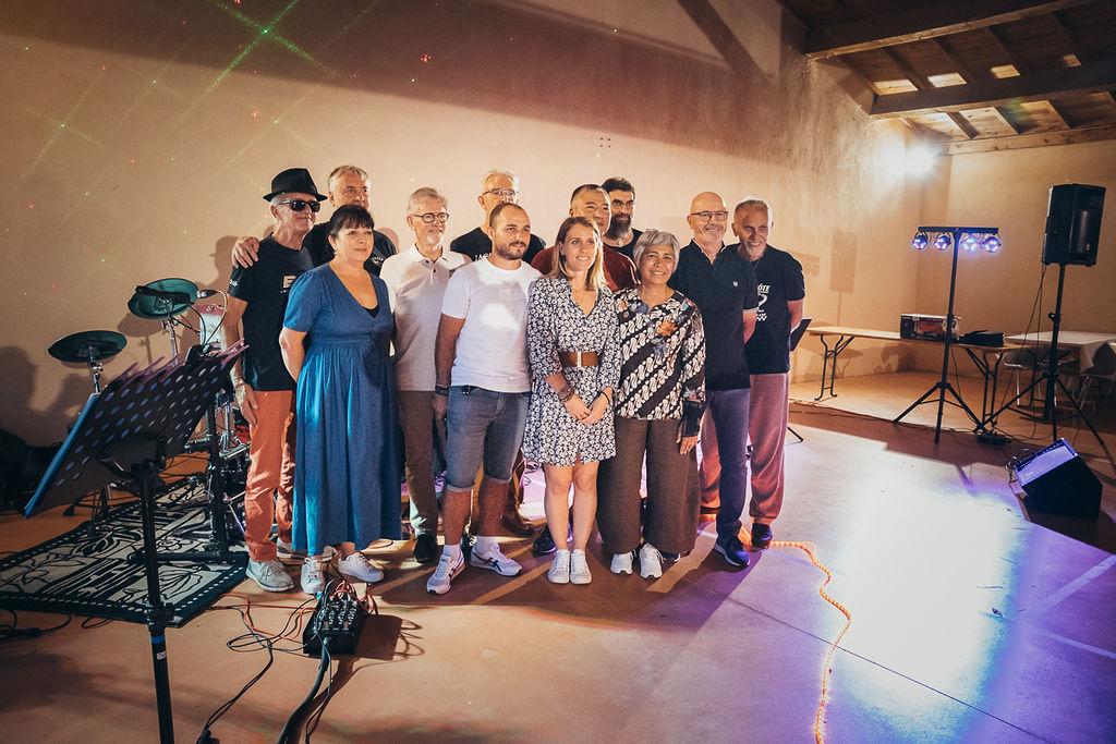 Concert caritatif à Argiliers